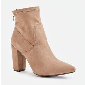 BRAND NEW!! ❤️ JustFab Zoey Booties ❤️